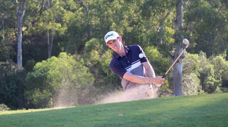 Fairfax obliterates course record at Wodonga Pro-Am