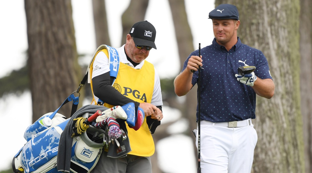 DeChambeau permitted to replace damaged driver
