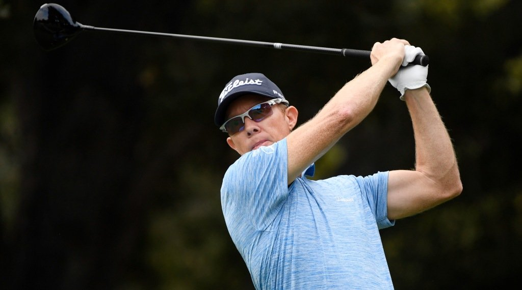 Kennedy primed for WGC pressure test