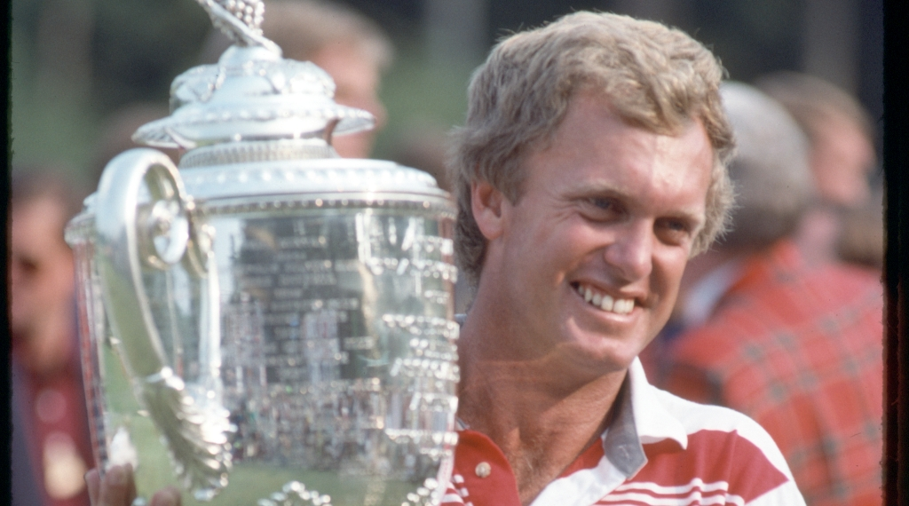 "PGA Flashback: Grady's Shoal Creek triumph a ""bloody beauty"""