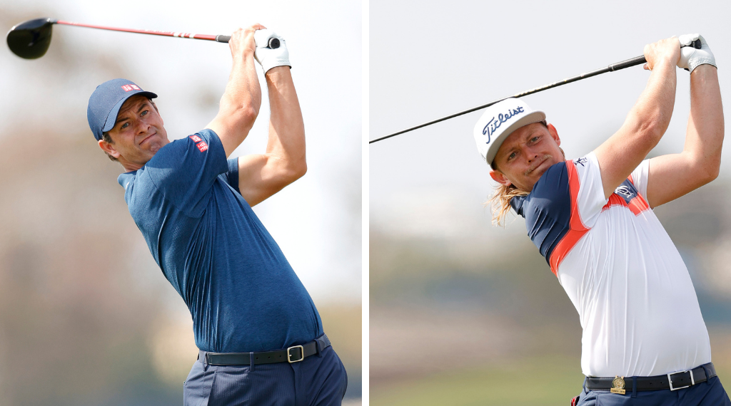 Grinding Aussies within reach of crowded US Open leaderboard