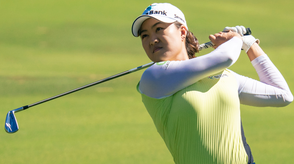 Refreshed Lee rockets to LPGA Tour lead in Arkansas