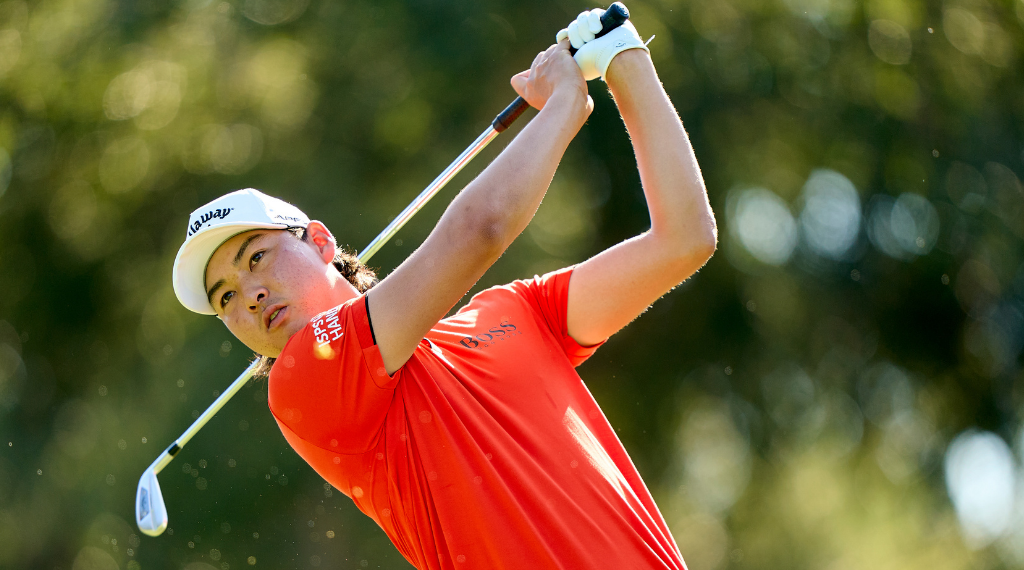 Masters invitation tantalisingly within reach for Lee
